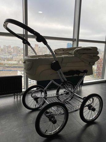 Детская коляска, люлька, Teutonia