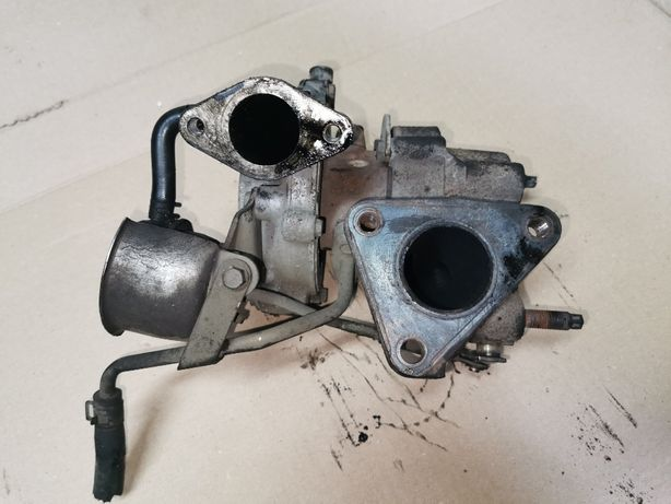 Turbosprężarka NISSAN Almera Tino 2.2 DCI