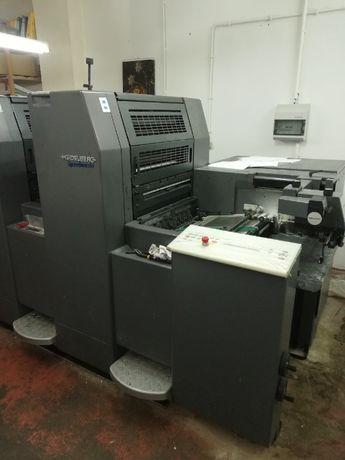 Maquina Offset Heidelberg SM 52 - 2