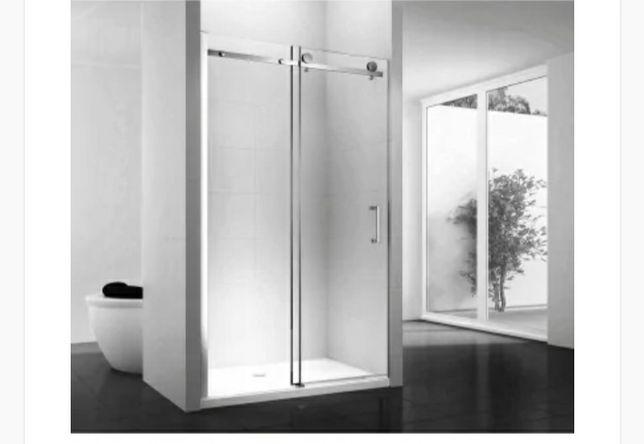 Drzwi prysznicowe wnękowe