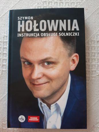 Szymon Hołownia - Instrukcja obsługi solniczki
