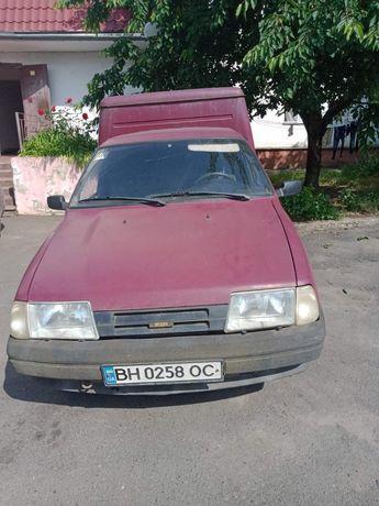 Автомобиль Иж 2717