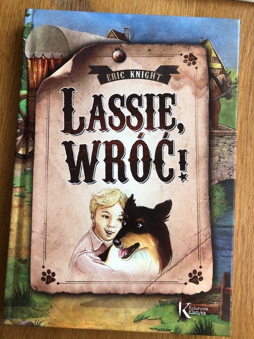 Eric Knight - Lassie Wróć Łódź - image 1