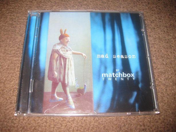"CD dos Matchbox Twenty ""Mad Season"" Portes Grátis!"