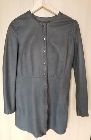 Karnigan Goosecraft Leather Dress 021 / Vest