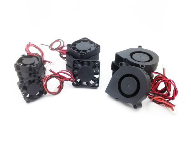Ventoinhas para impressoras 3D