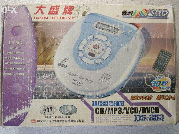 VCD плеер Dasom Mp3