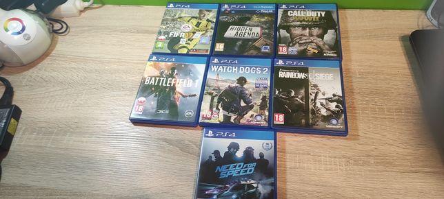 Gry na PS4 od 20 zł