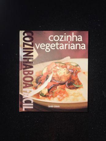 'Cozinha Vegetariana' - Círculo de Leitores