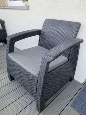 Nowy fotel tarasowy