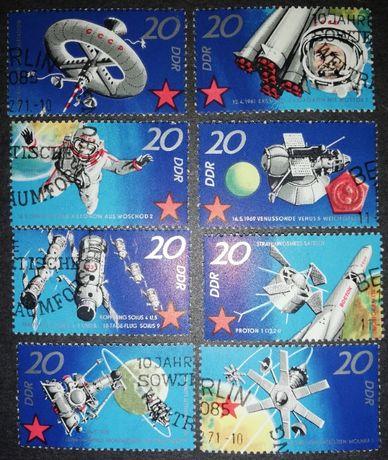 Niemcy DDR Kosmos znaczek / znaczki