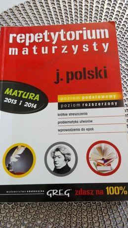Repetytorium maturalne język polski