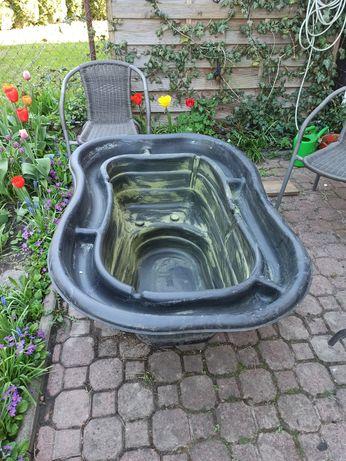 Oczko wodne + fontanna!