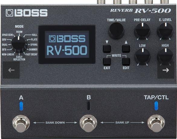 BOSS RV-500 nowy