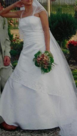 Sukienka ślubna śliczna