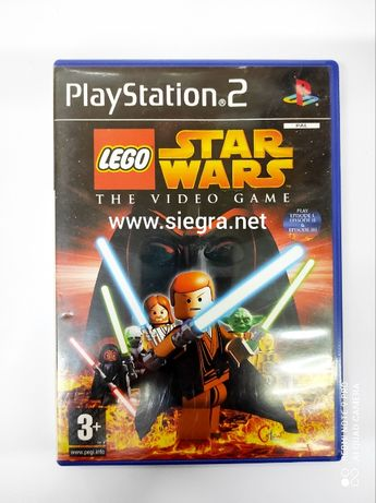 Lego star Wars the wideo Game ps2