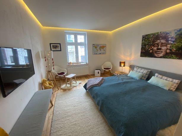 Оренда 1-кімн. дизайнерської квартири в центрі міста