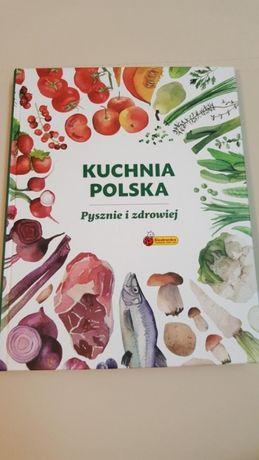 Kuchnia polska. NOWA książka za czekoladę