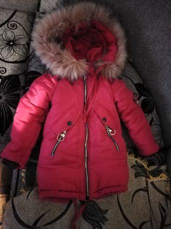 Зимняя куртка Совушка