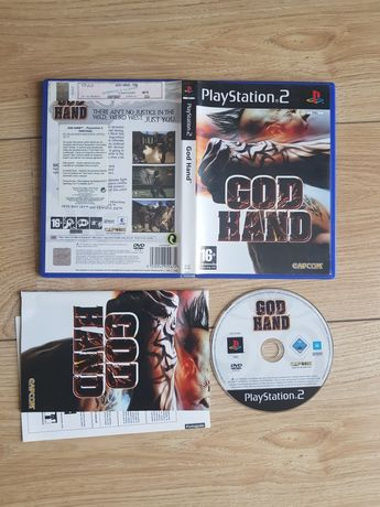 God hand ps2 completo
