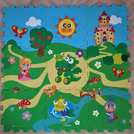 Tapete Puzzle Chicco