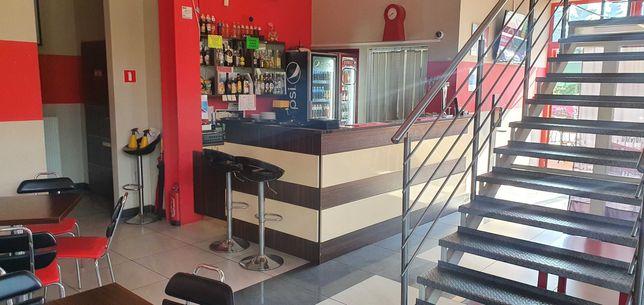 Odstąpię lokal gastronomiczny Pizzeria & Pub Corner w Cieszynie