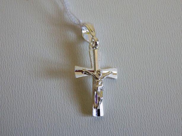 Krzyżyk SREBRO Najwyższa Próba 925