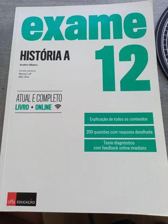 Exame História 12