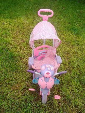 Rowerek trójkołowy dziecięcy
