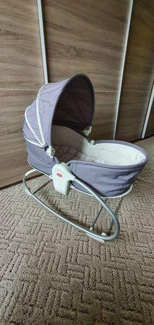 Кроватка-качалка кресло-качалка Tiny love 3в1