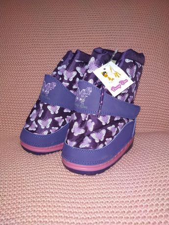 Сноубутсы, луноходы для девочки, сапоги, ботинки