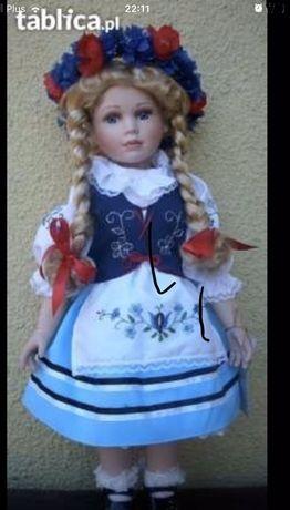 Lalka w stroju kaszubskim
