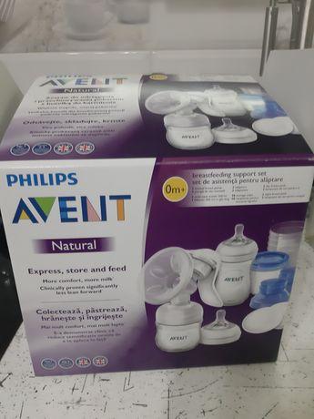 Philips Avent Natural молокоотсос Как новый!