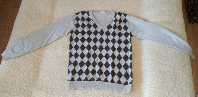 Sweterek swetr sweter młodzieżowy Coolclub Trend rozmiar 164