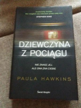 Dziewczyna z pociągu -Paula Hawkins