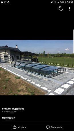 Виробництво та обслуговування басейнів
