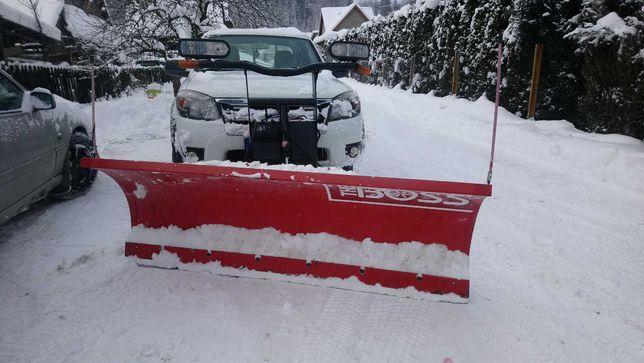Pług śnieżny do 4x4