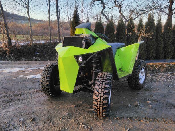 Quad 4x4 ATV Bugge