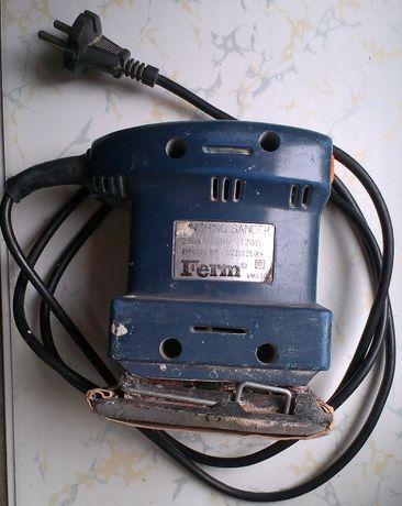 Виброшлифовальная машинка для финишной шлифовки «Ferm» VM110