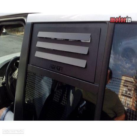 Grelha de Reciclagem de Ar MDI 4×4 Land Rover Discovery 3 -  Lado Condutor