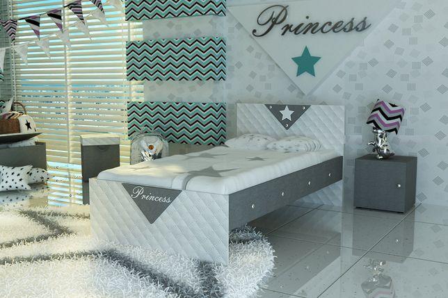 Sieradz- Piękne łóżko dziecięce z szufladą,dziecka-DARMOWA DOSTAWA!