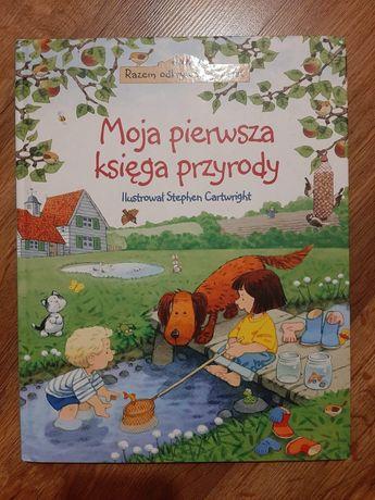 Moja pierwsza księga przyrody