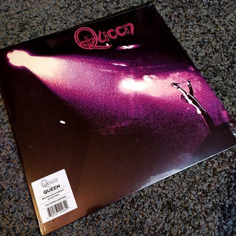 Queen - QUEEN - winyl folia nowy