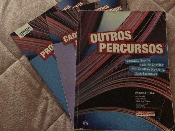 Outros percursos 12º ano livro de português