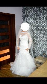 Suknia Ślubna Sposabella model Iona 1502