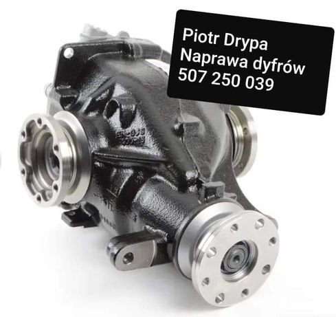 Most dyfer BMW e81 e82 e87 E90 E91 E92 naprawa regeneracja gwarancja