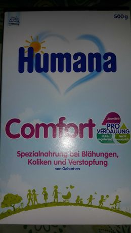 Humana comfort 500gram enfamil bebilon