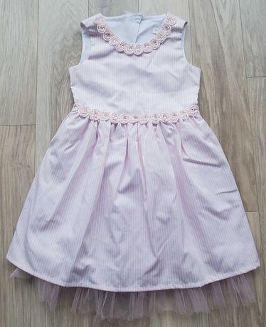Платье SASHA Новое, на 3-5 лет, рост 110 см. Сарафан. Бальное платье
