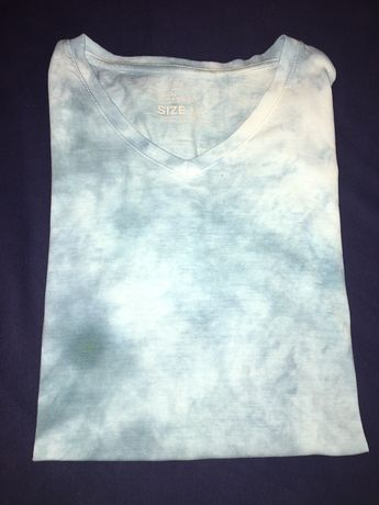 Oversize koszulka tie dye