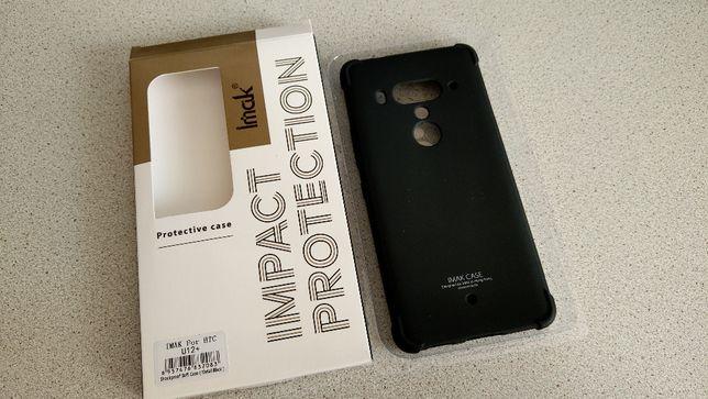 Противоударный чехол Imak для HTC U12+ (Черный)